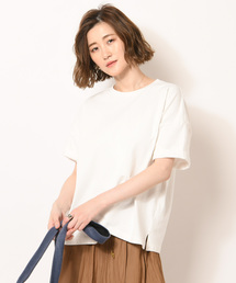 COLLAGE GALLARDAGALANTE(コラージュガリャルダガランテ)の厚手ビッグTシャツ(Tシャツ/カットソー)
