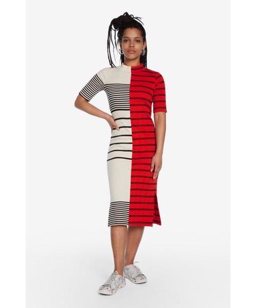 当店の記念日 ワンピースロングスリーブ KAREN(ワンピース)|Desigual(デシグアル)のファッション通販, 三陸山田 びはん:ff6245be --- ruspast.com