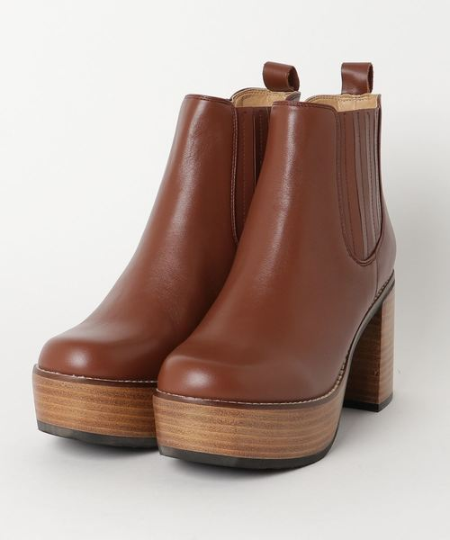 新しいブランド 厚底サイドゴアブーツ(ブーツ) あしながおじさん(アシナガオジサン)のファッション通販, カデンの救急社:fef0b8f1 --- tsuburaya.azurewebsites.net