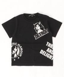DETROIT SCRATCH Tシャツ【XS/S/M】ブラック