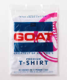 G.O.A.T × UNITED ARROWS & SONS PACKING TEE