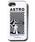 ブランK(ブランク)の「SwimmyDesignLab × ブランK 「ROMANTIC COLLECTION」手塚プロダクション背面カバーiPhone7/8(モバイルケース/カバー)」|ホワイト×ブラック