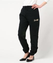BAPE X BARBIE SWEAT PANTS L(パンツ)