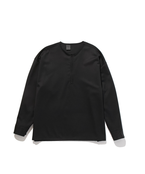 FALL2019 HALF ZIP PULLOVER SHIRT