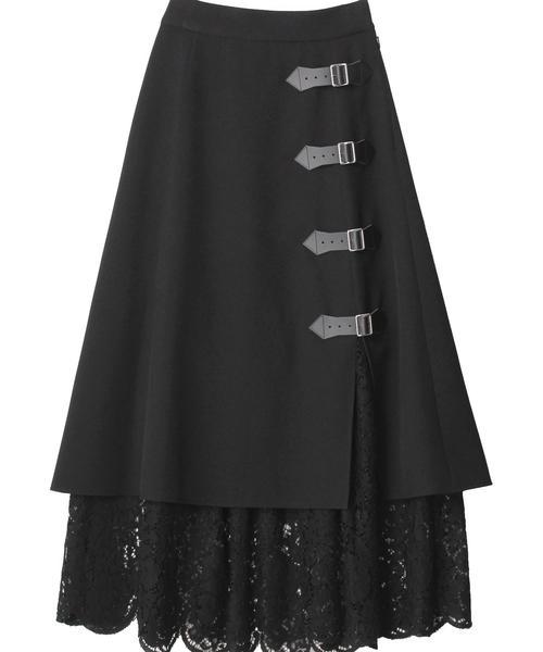 新発売の Layered Wrap Skirt(スカート) PAMEO Wrap|PAMEO POSE(パメオポーズ)のファッション通販, ツールデポ:1b544883 --- ascensoresdelsur.com