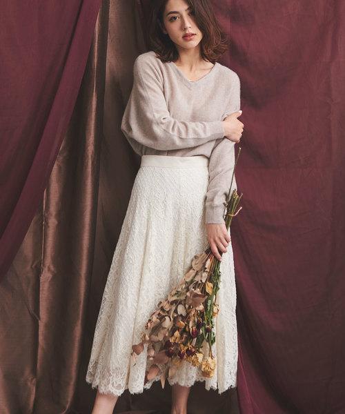 驚きの価格が実現! コードレースSK(スカート)|Noela(ノエラ)のファッション通販, エコライフShop ジーエムピー:9fa1f3ef --- skoda-tmn.ru
