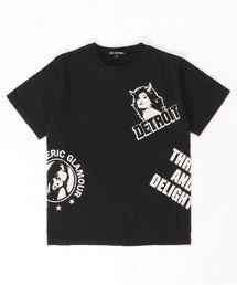 DETROIT SCRATCH Tシャツ【L】ブラック