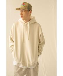 <monkey time> BRSHD FLC OUT SEAM HOODY/パーカー