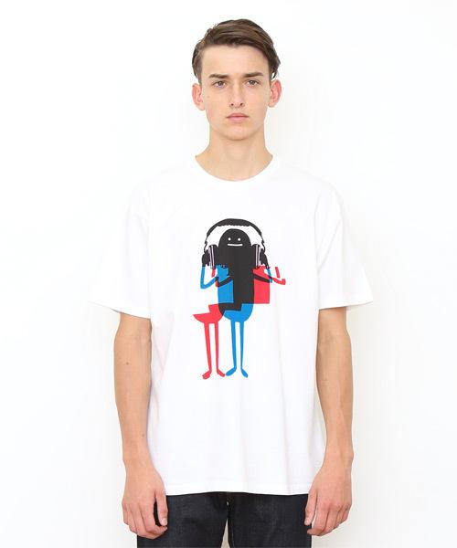 ベーシックTシャツ/ビューティフルシャドーサウンズグッド