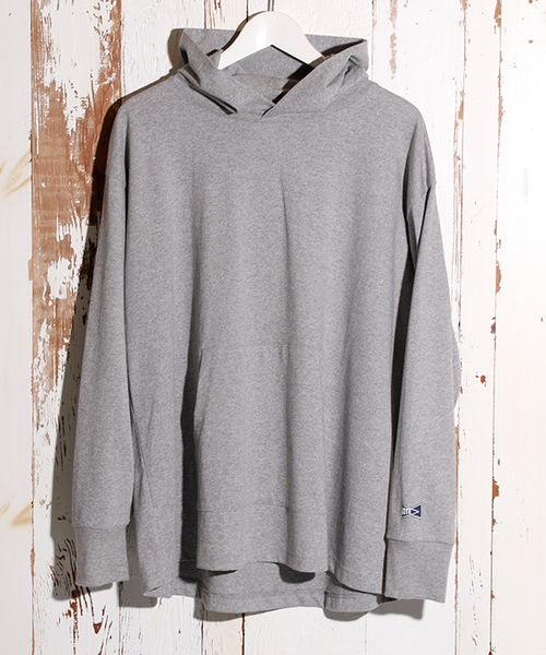 VOTE MAKE NEW CLOTHES STANDARD L/S HOODIE 17FW-0007