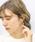 select MOCA(セレクトモカ)の「クリアべっ甲ピアス(ピアス(両耳用))」|詳細画像