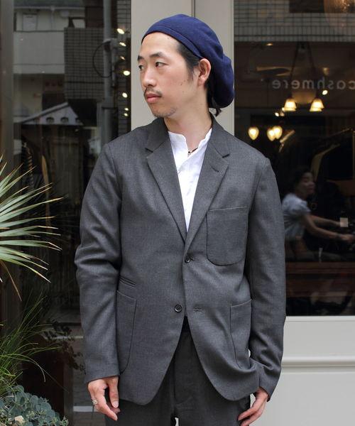 A VONTADE / ア ボンタージ 別注ラウンジジャケット