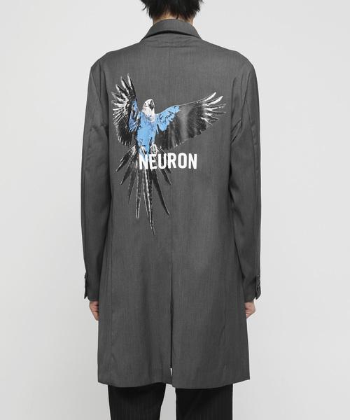【限定製作】 NEURON ロングジャケット, リトルムーン(ヘアアクセサリー) 61cb53d2