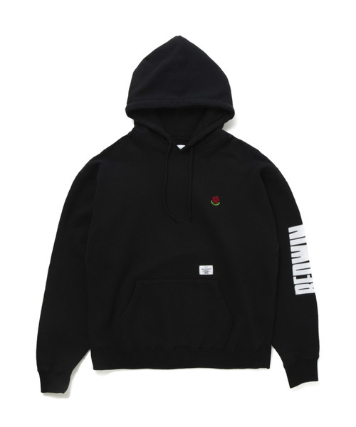 ファッションデザイナー L/S PULLOVER HOODED SWEAT SWEAT