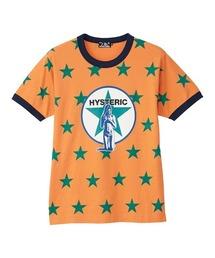 HYS STAR Tシャツオレンジ