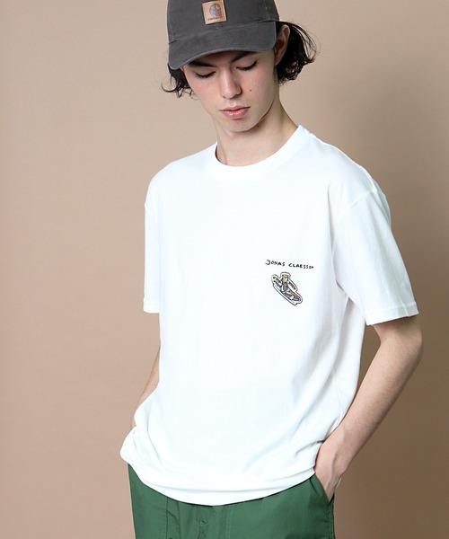 【 JONAS CLAESSON /  ジョナス・クレアッソン 】SURFING JAGUAR T-Shirt サーフィンジャガー Tシャツ