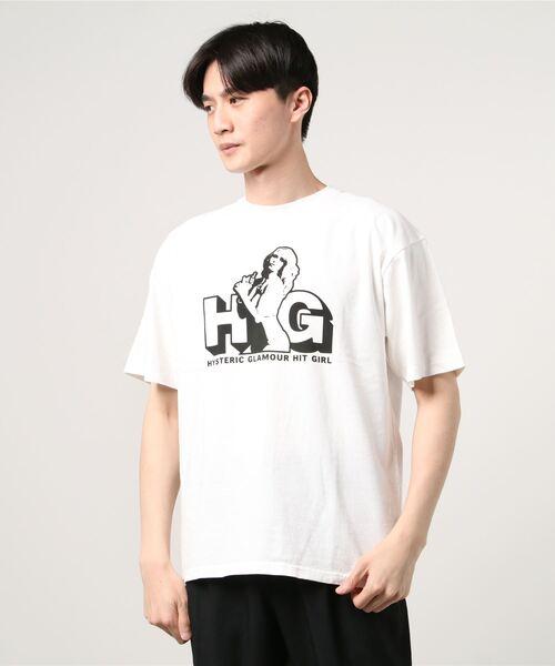 HG HIT GIRL Tシャツ