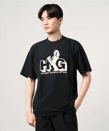 HG HIT GIRL Tシャツブラック