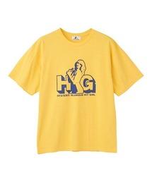 HG HIT GIRL Tシャツイエロー