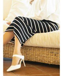 RESEXXY(リゼクシー)のリブニットタイトスカート(スカート)