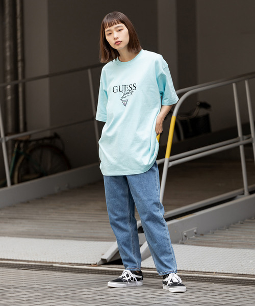 Guess Green Label/ゲスグリーンレーベル GUESS JEANS TEE