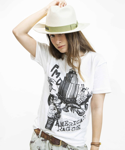 【日本製】 パスカル RAG マリエ デマレ PASCAL マリエ MARIE DESMARAIS/ パナマハット(ハット)|AMERICAN/ RAG CIE(アメリカンラグシー)のファッション通販, カイナンシ:0fd278ec --- pyme.pe