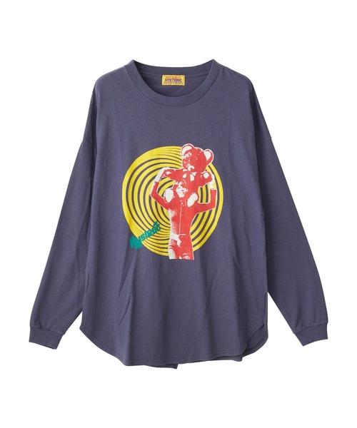 DREAMING GIRL オーバーサイズTシャツ