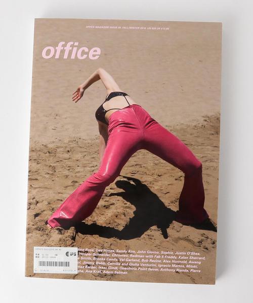 <office magazine> issue 09/雑誌