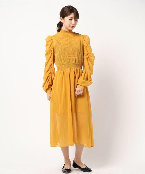 新品本物 【セール】16GH04DRG100YLW(ワンピース) ROSE BUD(ローズバッド)のファッション通販, カナディアン ギャラリー:b36bfc9c --- fahrservice-fischer.de