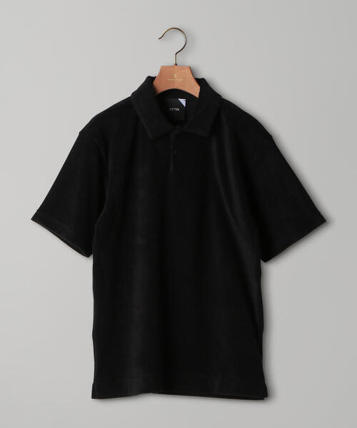 <ATON(エイトン)> ポロシャツ