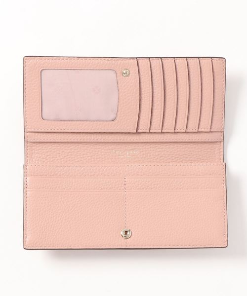 POLLY bifold continental wallet