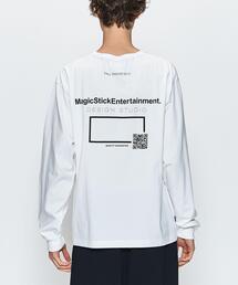 <MAGIC STICK> DESIGN STUDIO LS TEE/Tシャツ