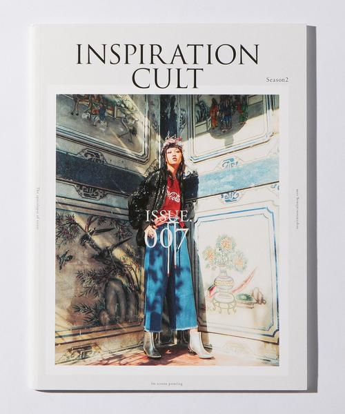 <INSPIRATION CULT MAGAZINE> 007/マガジン