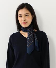 <kiu> ビット リング スカーフ 88×88