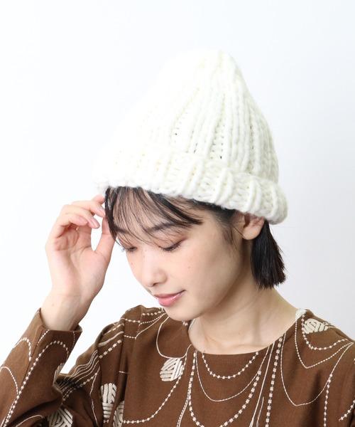 ▽ ニット帽 / KNIT CAP