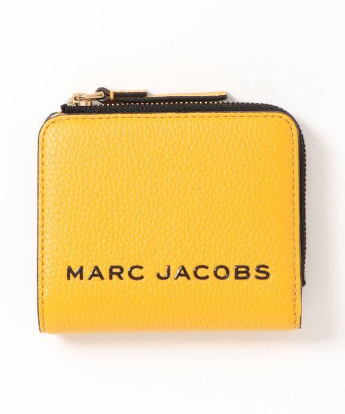 MARC JACOBS(マークジェイコブス)の「THE BOLD MINI COMPACT ZIP WALLET/ザ ボールド ミニ コンパクト ジップ ウォレット ミニ財布(財布)」 詳細画像