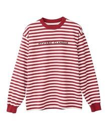 HYS LOGO Tシャツマジェンタ