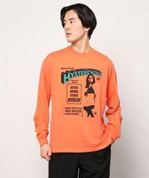 EXCLUSIVE! Tシャツオレンジ