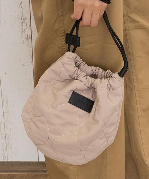 CONVERSE QUILTING Shoulder Bag