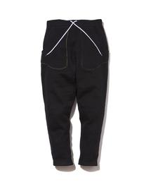 rehacer(レアセル)のrehacer : 2 Tone Sweat Sarrouel Pants Made in Japan / 2トーン スウェット サルエルパンツ メイドインジャパン(パンツ)
