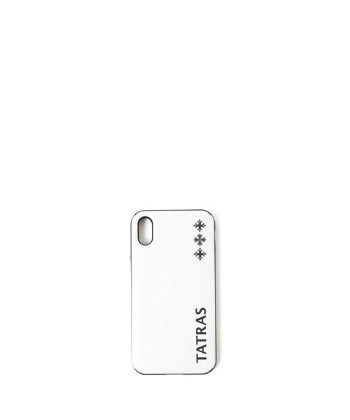 [直営店限定商品] TATRAS(タトラス) iPhoneケース XR