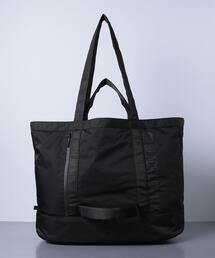 <RAMIDUS(ラミダス)> CAMP TOTE BLACK BEAUTY BY FRAGMENT DESIGN(B017001)■■■