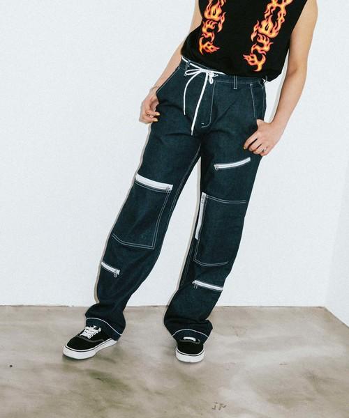 【開店記念セール!】 #1 FLIGHT PANTS, ヒジカワチョウ c676c982