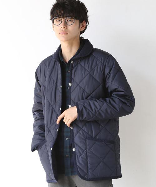 LIMONTA(リモンタ)×KOMATSU(小松精練)キルトショールカラーコート