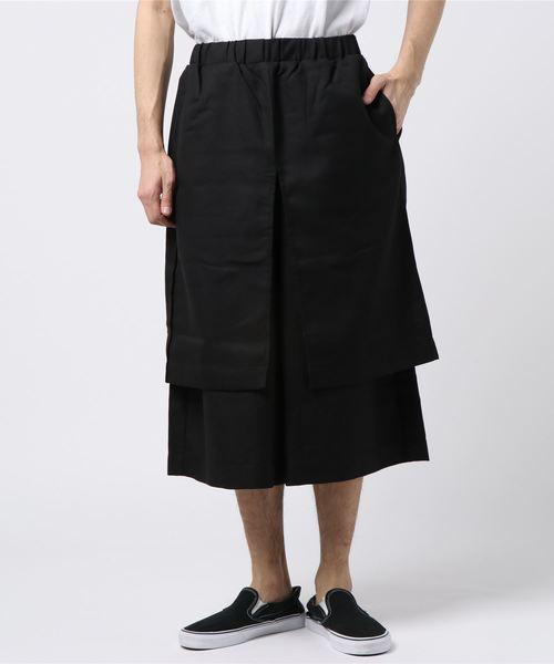【メーカー直売】 【セール】【WEB限定品】 GGD GGD// 日本製スカートワイドパンツ(スカート) GGD(ジージーディー)のファッション通販, ヴィーナスラボ:dbce86d0 --- blog.buypower.ng