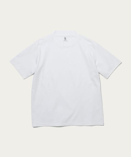 <BATONER(バトナー)> 【別注】モックネック パック Tシャツ†