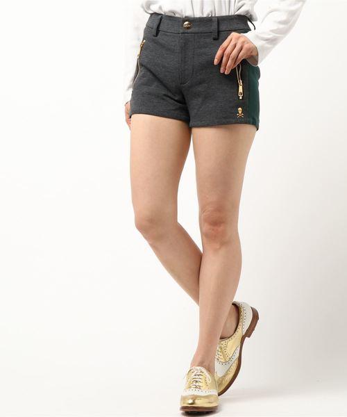 MARK&LONA(マークアンドロナ)の「Stimulation Shorts WOMEN(パンツ)」 チャコールグレー