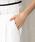 LOVELESS(ラブレス)の「【LOVELESS】WOMEN リネンライク ホワイトワイドパンツ(パンツ)」|詳細画像