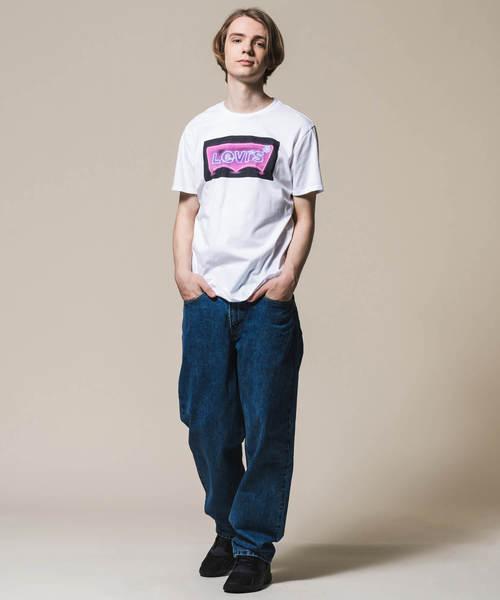 バットウィングロゴTシャツ PHOTO