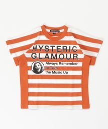 MAKE ME SMILE Tシャツ【S/M】オレンジ